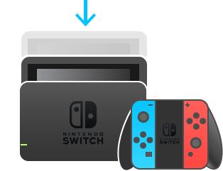 Switchの録画機能、キャプチャーボタン
